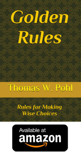 Golden Rules Book Amazon Paperback Image